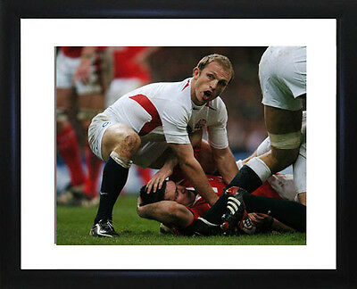Matt Dawson Framed Photo CP1231