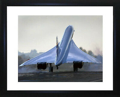 Concorde Framed Photo CP1153