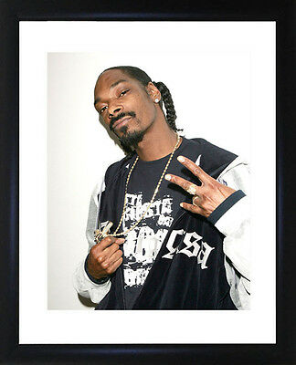 Snoop Dogg Framed Photo CP1591
