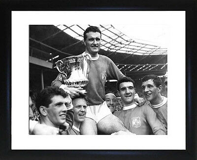 Noel Cantwell Framed Photo CP1273