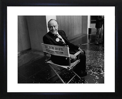Bob Hope Framed Photo CP1495