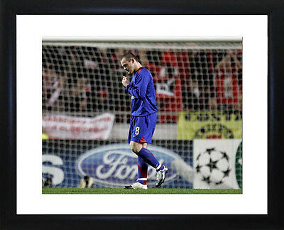 Wayne Rooney Framed Photo CP0930