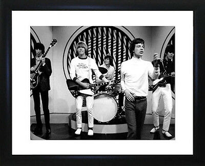 Rolling Stones Framed Photo CP0813