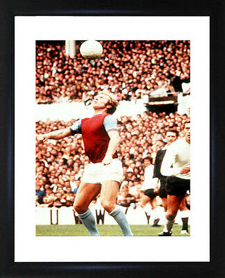 Bobby Moore Framed Photo CP1053