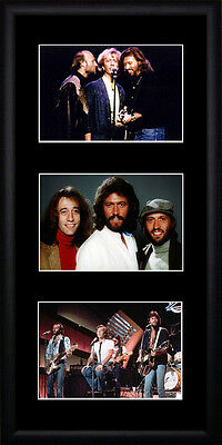 Bee Gees Framed Photographs PB0248