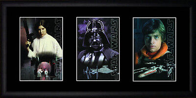 Star Wars Framed Photographs PB0467