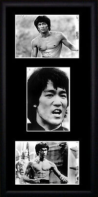 Bruce Lee Framed Photographs PB0001