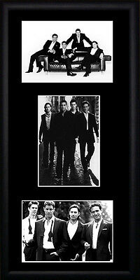 Il Divo Framed Photographs PB0259