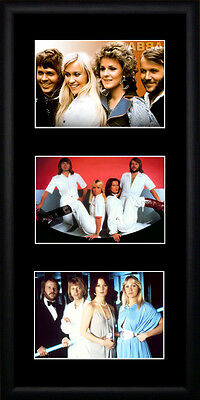 ABBA Framed Photographs PB0249