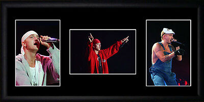 Eminem Framed Photographs PB0270