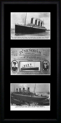 Titanic Framed Photographs PB0051