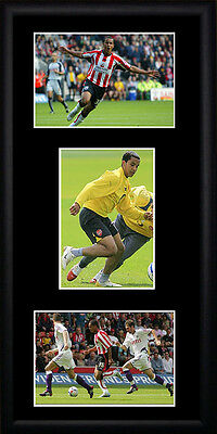 Theo Walcott Framed Photographs PB0219