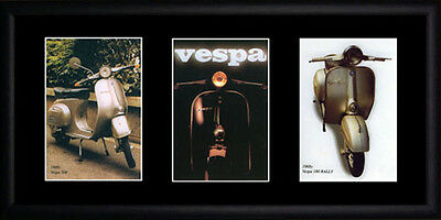 Vespa Framed Photographs PB0055