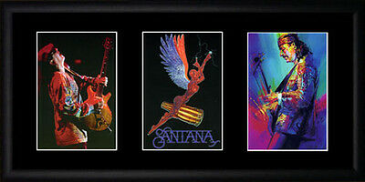 Santana Framed Photographs PB0432