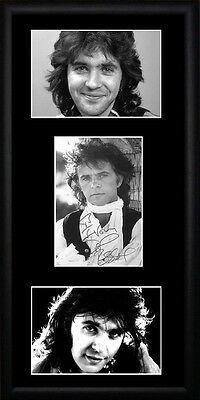 David Essex Framed Photographs PB0407