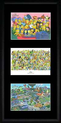 The Simpsons Framed Photographs PB0442