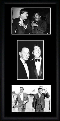 Rat Pack Framed Photographs PB0311