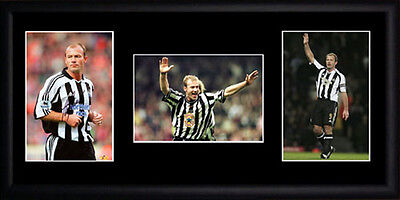 Alan Shearer Framed Photographs PB0203