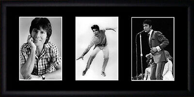 Cliff Richard Framed Photographs PB0037