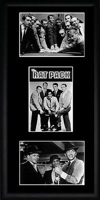 Rat Pack Framed Photographs PB0076
