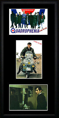 Quadrophenia Framed Photographs PB0167
