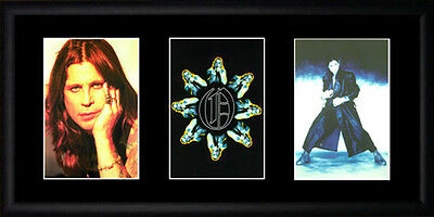 Ozzy Osbourne Framed Photographs PB0433