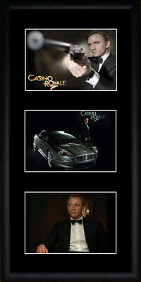 Daniel Craig Framed Photographs PB0321