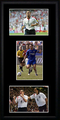 Frank Lampard Framed Photographs PB0195