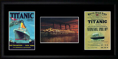 Titanic Framed Photographs PB0114