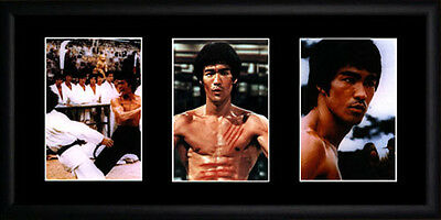 Bruce Lee Framed Photographs PB0061