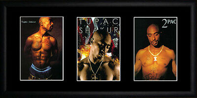 Tupac Shakur Framed Photographs PB0423