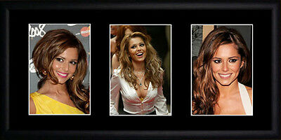Cheryl Cole Framed Photographs PB0494