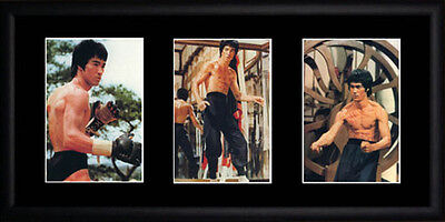 Bruce Lee Framed Photographs PB0119