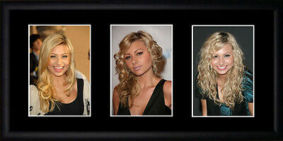 Alyson Michalka Framed Photographs PB0564