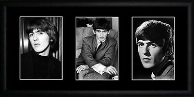 George Harrison Framed Photographs PB0130