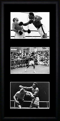 Muhammad Ali  Framed Photographs PB0267