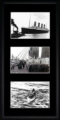 Titanic Framed Photographs PB0322