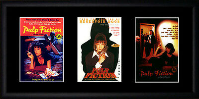Pulp Fiction Framed Photographs PB0043