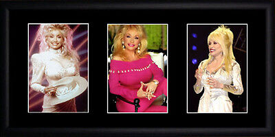 Dolly Parton Framed Photographs PB0383