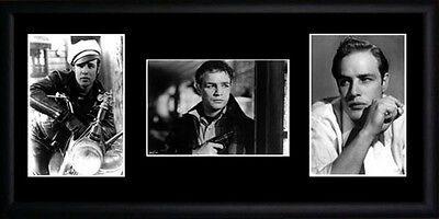 Marlon Brando Framed Photographs PB0015