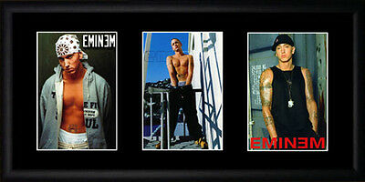 Eminem (Slim Shady) Framed Photographs PB0449