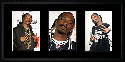 Snoop Dogg Framed Photographs PB0633
