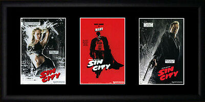 Sin City Framed Photographs PB0430