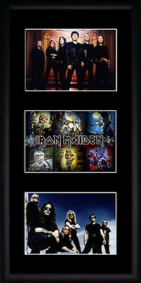 Iron Maiden Framed Photographs PB0356