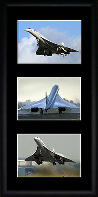 Concorde Framed Photographs PB0323