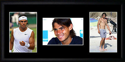 Rafael Nadal Framed Photographs PB0501