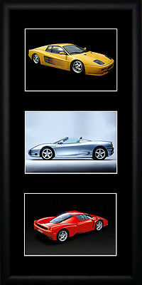 Ferrari  Framed Photographs PB0190