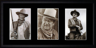John Wayne Framed Photographs PB0455