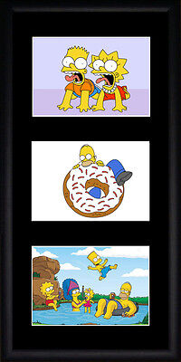 The Simpsons Framed Photographs PB0339