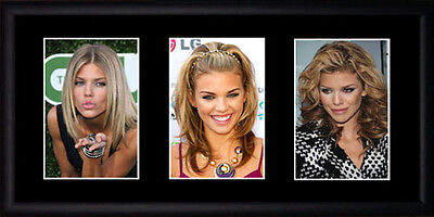 Annalynne Mccord Framed Photographs PB0587
